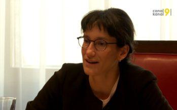 «Excédentaires et excellents!» Les comptes 2018 de Martigny donnent le sourire à la présidente Anne-Laure Couchepin Vouilloz