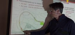 Déviation ouest de la ville de Sierre: présentation du projet mis à l'enquête publique