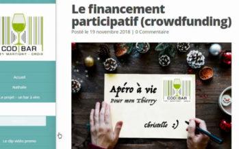 Financement participatif: s'offrir l'apéro à vie pour 300francs et soutenir la création d'un bar à vins à Martigny-Croix