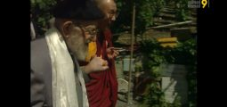 Séquences archives: quand le Dalaï-Lama devenait propriétaire de «La Vigne à Farinet»
