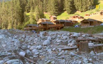En cas de violents orages, les campings près des cours d'eau sont particulièrement vulnérables