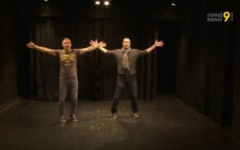 «Les deux font l'impair»: un One Man Show à deux à voir au Teatro Comico