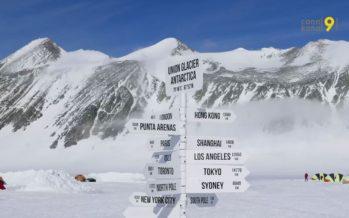 Diego Wellig a réalisé l'ascension du plus haut sommet de chacun des sept continents. Et pas qu'une fois!