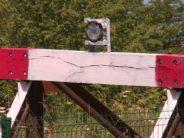 Les 17 km de rail qui relient Saint-Gingolph à Evian sont désaffectés. Le projet RER Sud Léman pourrait réveiller la ligne
