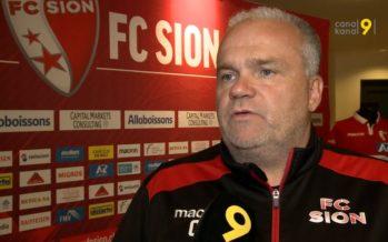 FC Sion: les nouveaux entraîneurs ont pris les commandes d'une équipe qui reste sur trois défaites consécutives
