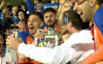À Tourbillon, les huit finales de la coupe valaisanne de foot ont tenu toutes leurs promesses