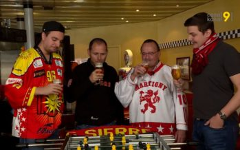 Duel entre le HC Sierre et le HCV Martigny à Graben: compte à rebours avant la Finalissima de MySports League