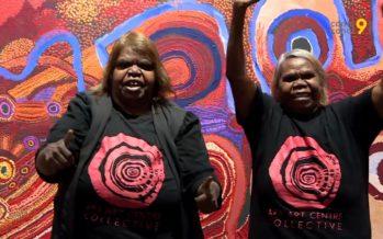 «Before Time Began»: à Lens, la  Fondation Opale fait dialoguer peuples et cultures à travers l'art aborigène