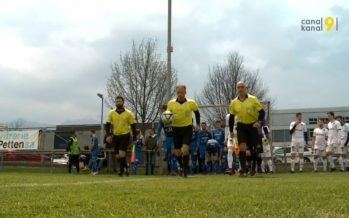 Foot 2e ligue: l'US Collombey-Muraz et le FC Saxon-Sports ont cartonné à domicile