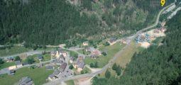 Trient, un village où il fait bon vivre dans la tranquillité, près de Martigny et de la France
