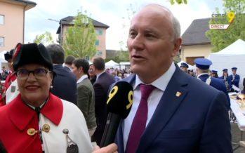 «Une journée chargée et pleine d'émotions»: Gilles Martin est le nouveau président du Grand Conseil