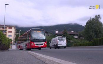 Desserte par la ligne de bus de l'agglo Valais central: l'inquiétude de Miège, Venthône, Veyras rebondira au Grand Conseil
