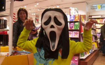 Chaque année, Halloween prend de l'ampleur. Et les commerces garnissent des rayons qui prennent toujours plus de place