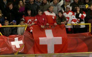 La Suisse a rencontré la France ce vendredi à Graben. Réactions de Nico Hischier et Vincent Praplan