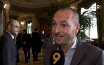 La loi suisse pourra condamner l'homophobie. A l'origine du projet, Mathias Reynard est satisfait. D'autres combats lui tiennent à cœur