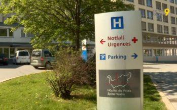 L'Hôpital de Viège pourrait devenir un EMS de 75 lits et le siège du CMS du Haut-Valais