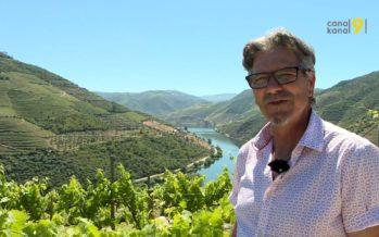 «Je voulais faire connaître le vrai vin de Porto et le savoir-faire de la Vallée du Douro», explique l'importateur Jorge Correia établi à Charrat