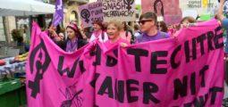14 juin 2019: récit d'une journée de grève pour sensibiliser à la cause féminine