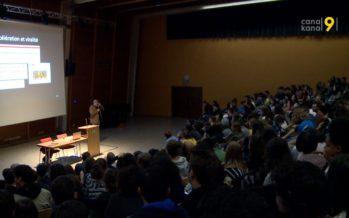 Fake news, réseaux sociaux, journalisme: programme copieux pour les étudiants lors de la Semaine culturelle du collège de la Planta
