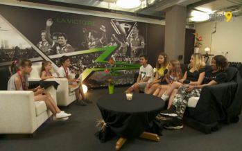 Sion sous les Étoiles: des tout jeunes journalistes en herbe interviewent les Kids United!