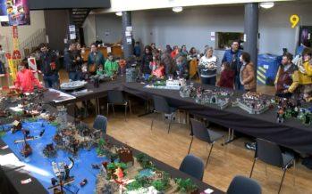 Brique Valais 2019: l'expo LEGO à Martigny a trouvé son public et verra plus grand pour la 2e édition