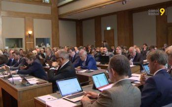 Vote sous haute tension vendredi au Grand Conseil, avec le projet de modifier la loi pour stopper la ligne THT Chamoson-Chippis