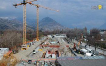 Hôpital du Valais: «2018 boucle sur une perte, mais nous avons augmenté nos fonds propres pour financer les grands travaux»