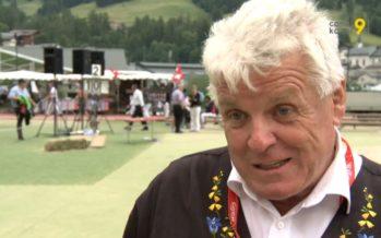 Des joutes de haut niveau pour la Fête romande de lutte suisse à Loèche-les-Bains