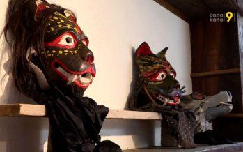 A trois semaines des festivités, La Maison du Carnaval s'est ouverte à Evolène