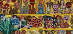 Autour du Monde: le Manoir de Martigny présente l'artiste français globetrotteur Hervé Di Rosa