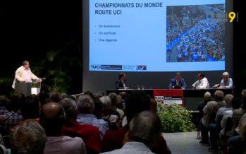 Mondiaux de cyclisme: «La population de Martigny prête son territoire, c'est un devoir pour nous de l'informer»
