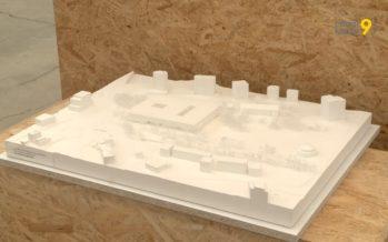 Un nouveau collège verra le jour vers le Cours Roger Bonvin à Sion. Le projet architectural a été choisi parmi 104 propositions