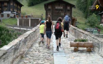 Le parc naturel de la Vallée de Binn apporte à la région une valeur ajoutée touristique directe de 3,7 millions de francs