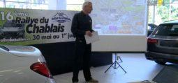 Le 16e Rallye du Chablais verra s'affronter une soixantaine d'équipages