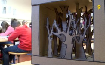 Opération «Brico Recyclo» à Monthey: l'art de la récup' enseigné aux écoliers