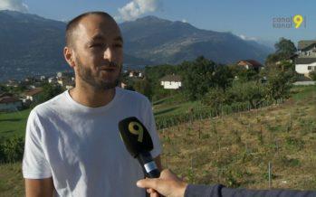 Ligne à THT Chamoson-Chippis: «Swissgrid veut passer en force, on a besoin de tous pour faire blocage», dit Mathias Reynard