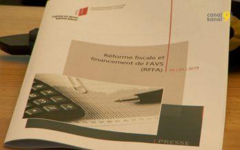 En Valais, le projet RFFA voté le 19 mai veut inciter à la création d'entreprises et à l'innovation
