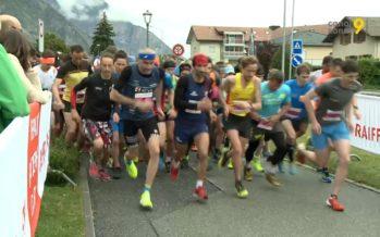 Saillon – Ovronnaz: près de 250 participants, élites et amateurs, ont couru sur un parcours exigeant