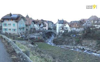 Il fut un temps où le Valais s'étendait jusqu'à Evian. Puis, il y a 450 ans, Saint-Gingolph était coupé en deux