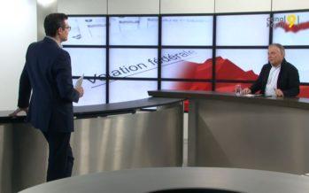 Le Valais rejette l'initiative Stop mitage. «Notre canton est attaché à la gestion de son territoire», analyse le conseiller d'Etat Jacques Melly