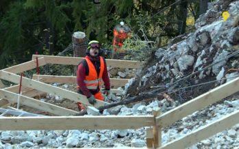 Swissgrid: la ligne à très haute tension Chamoson – Chippis sous la loupe