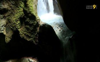 Dans la fraîcheur des Gorges mystérieuses de Tête noire de la vallée du Trient