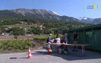 La commune de Savièse a organisé un Trash Day. Samedi, une même initiative aura lieu à Haute-Nendaz
