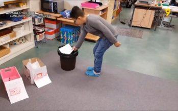 Gestion des déchets: les vidéos écolo des deux classes lauréates du concours Frappadingues