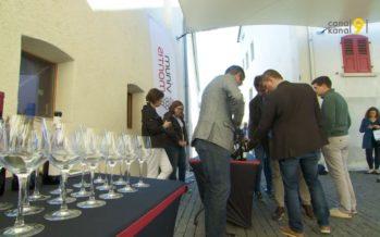 Le «Valais Wine Pass» incite le visiteur à découvrir les cépages valaisans dans 27 espaces de dégustation
