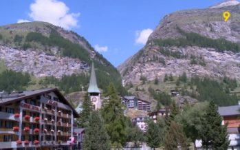 Zermatt: après le débordement du Triftbach, la situation est revenue à la normale. Mais tout danger n'est pas écarté