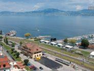 «Le Bouveret: une des plus belles régions du monde!», selon le président de Port-Valais Pierre Zoppelletto