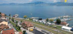 «Le Bouveret: un des plus belles régions du monde!», selon le président de Port-Valais Pierre Zoppelletto
