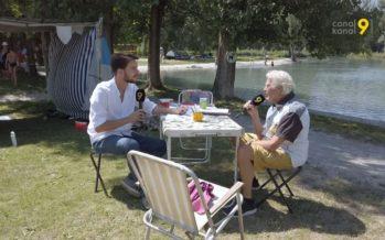 «La force du camping, c'est la nature», souligne Rémy Genoud créateur de la Fédération européenne de l'hôtellerie de plein air
