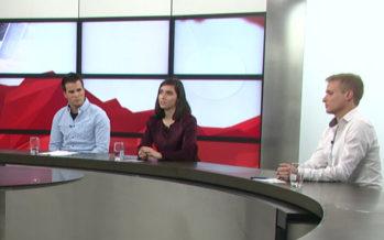 Trois jeunes passionnés de politique partagent leurs idées pour le Valais de demain et sur la manière de gouverner